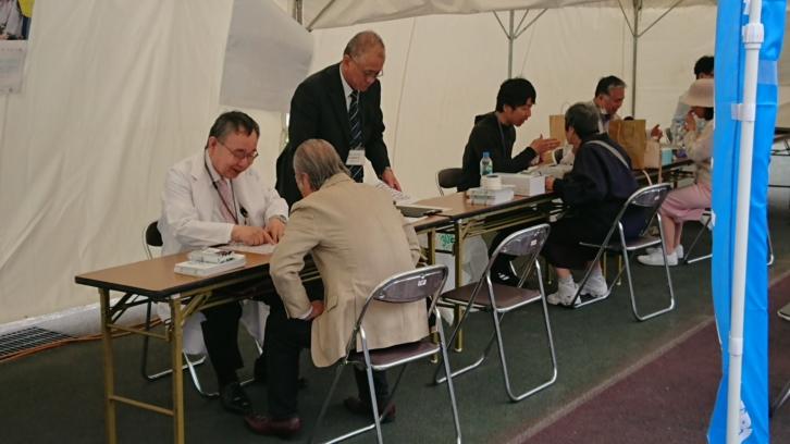 肺年齢無料測定会イベント開催のご報告