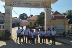 カンボジア結核対策スタディツアー2019参加者募集!